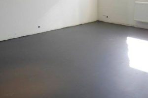 Сколько стоит залить полы бетоном