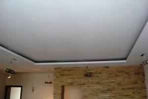 Как сделать потолок из гипсокартона своими руками