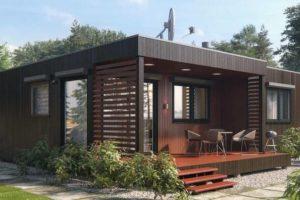 Каркасный дом – быстровозводимый дом