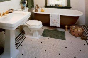 Как утеплить пол в ванной – утепление ванны
