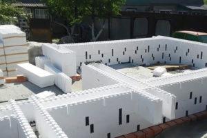 Несъемная опалубка – революция в строительстве частных домов