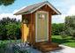 Туалет для загородного дома своими руками.